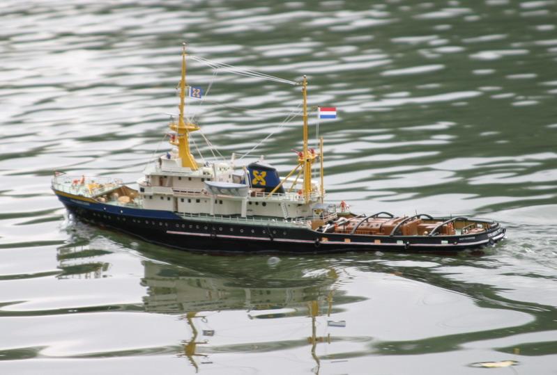 Modellbau-Club MainspitzeHochseeschlepper Zwarte Zee